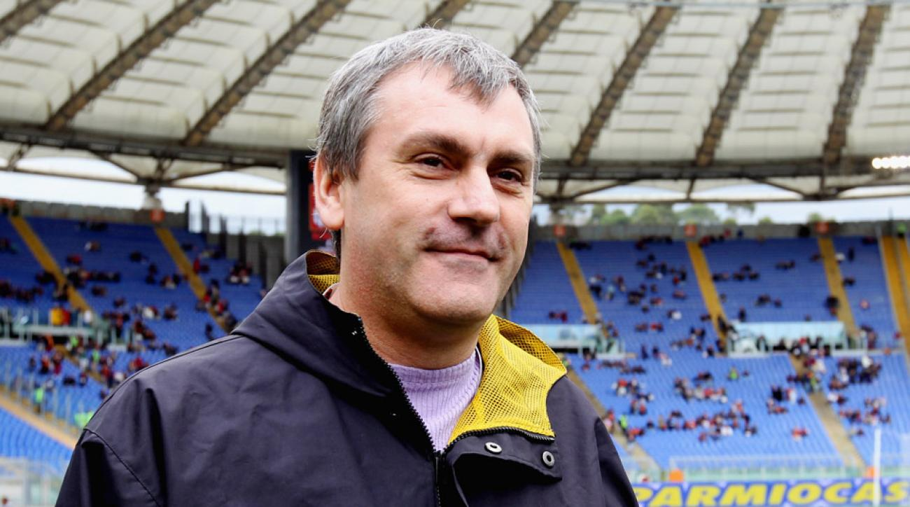 Parma owner Giampietro Manenti was arrested on Wednesday