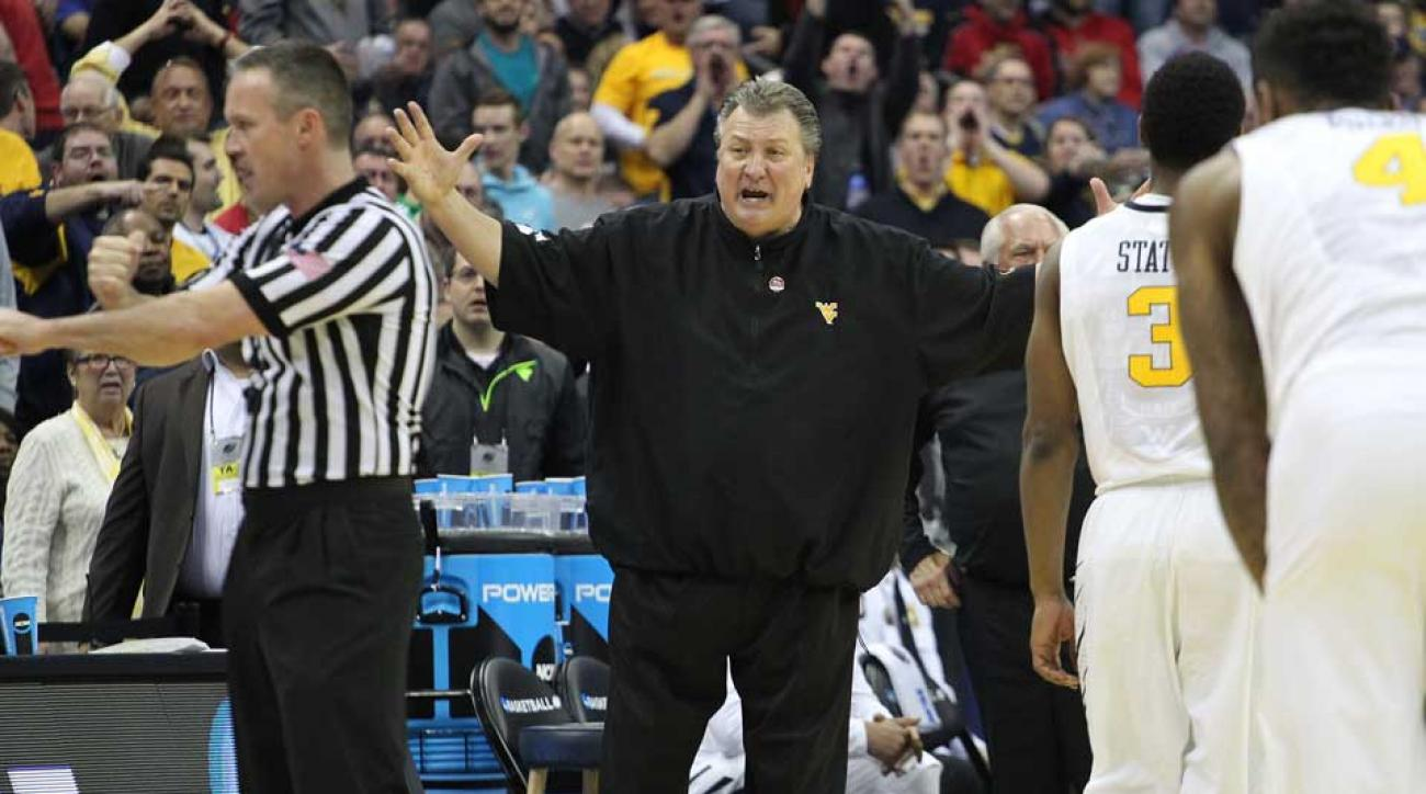 Bob Huggins blasts ncaa tip off times columbus regional