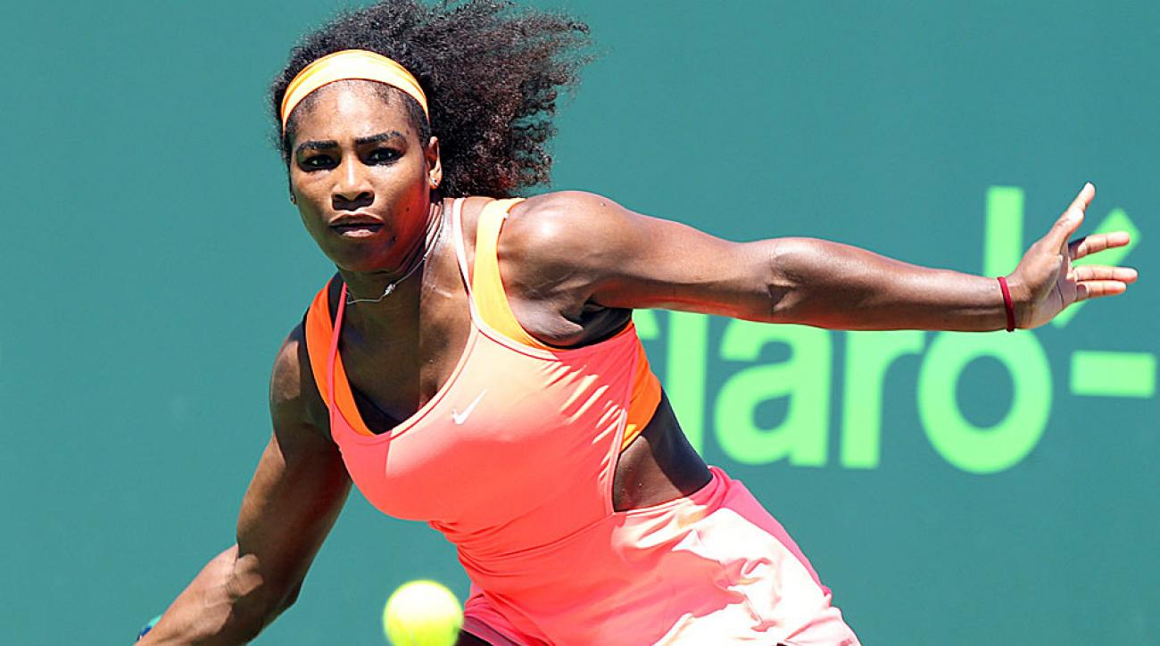 Miami Open: Serena Williams wins title, remains unbeaten ...
