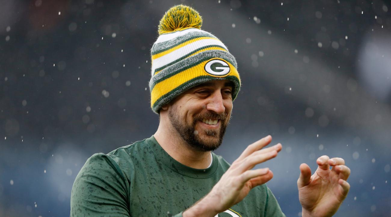 Aaron Rodgers on Celebrity Jeopardy! - packers.com