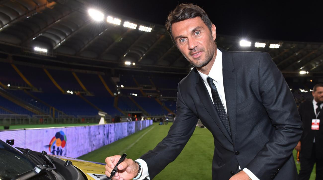 Italian legend Paolo Maldini will co-own Miami FC along with Ricardo Costa.