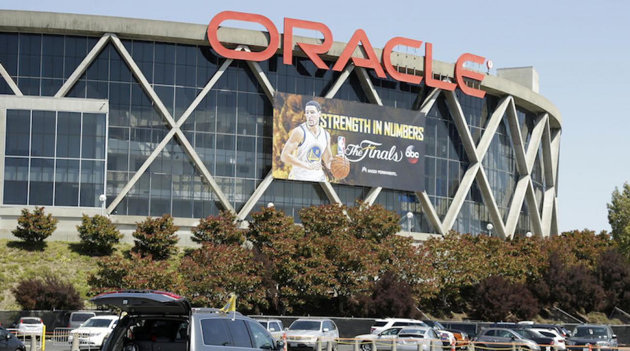 NBA Finals Game 1 food prices at Orace Arena are steep   SI.com