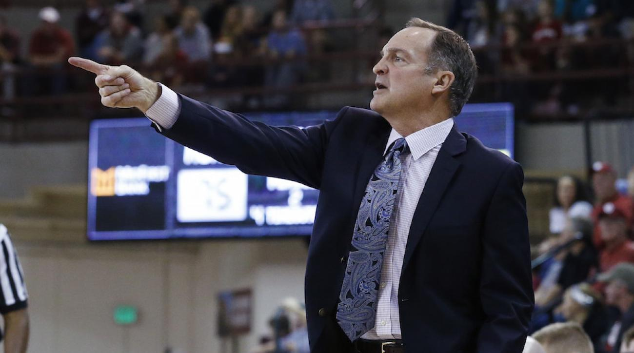 Oklahoma coach Lon Kruger now has three commitments for the class of 2016.