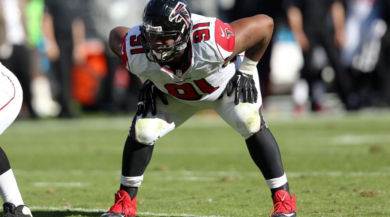 Peters played with the Falcons until signing with the Cardinals this off-season.
