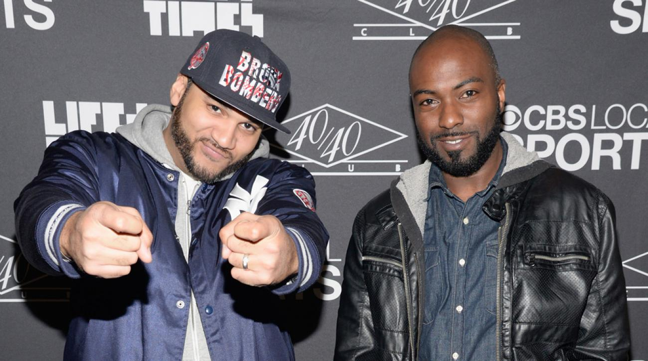 The Kid Mero (left) and Desus Nice