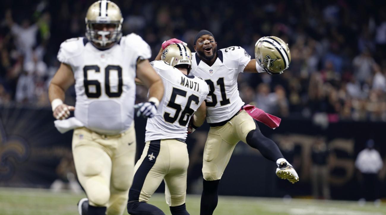 Video: New Orleans Saints blocked punt TD vs. Falcons | SI.com