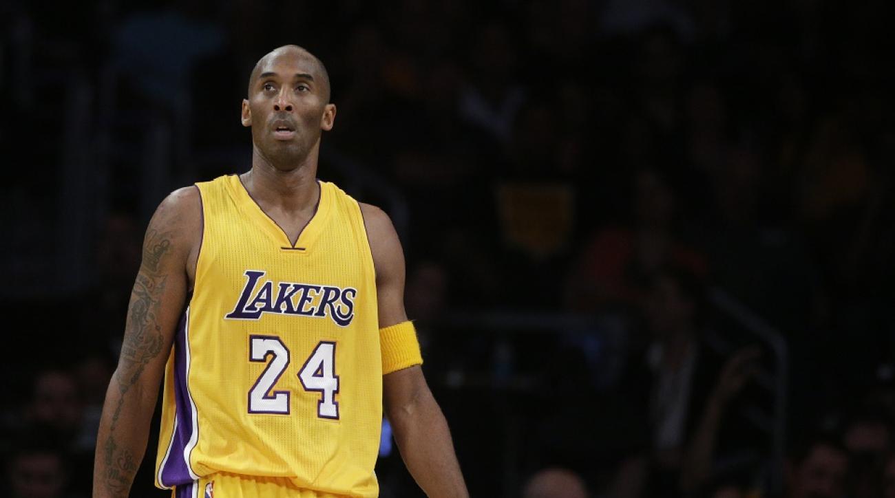 Kobe Bryant has struggled for the Lakers this season