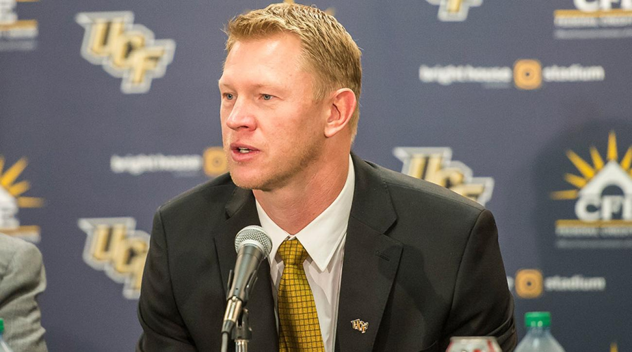 Frost was hired at UCF earlier this week.