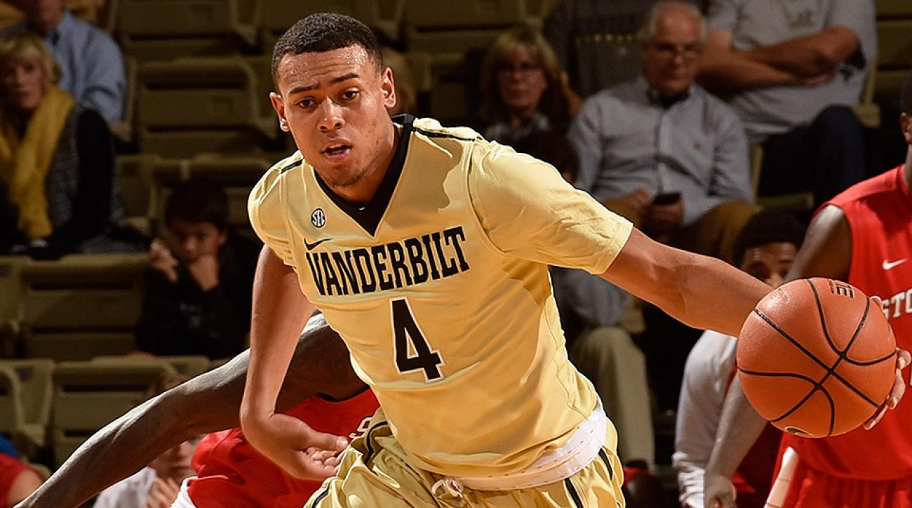 Wade Baldwin leads the 16th-ranked Commodores in scoring heading into their Top 25 showdown with Baylor.