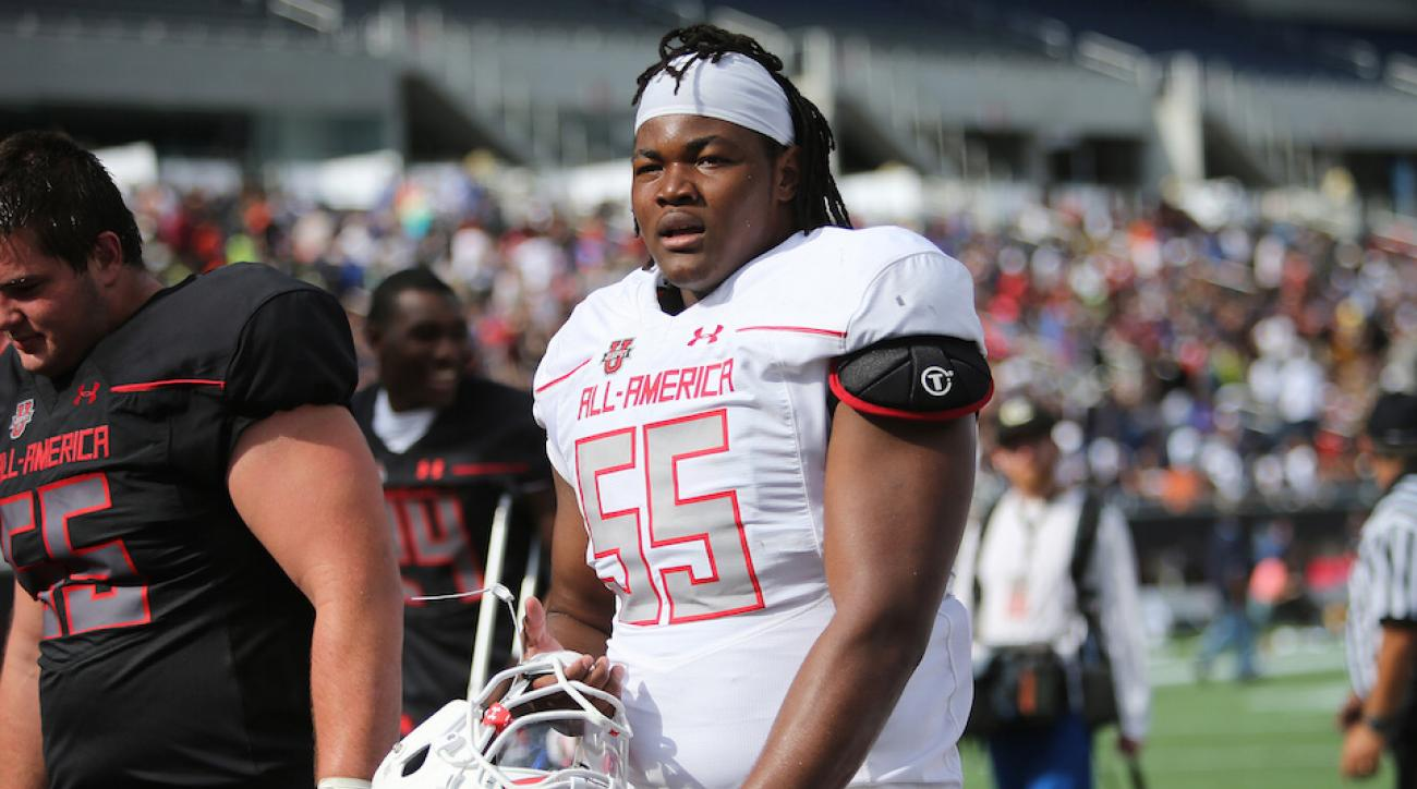 Rashan Gary is ranked No. 1 by Scout.com for the class of 2016.