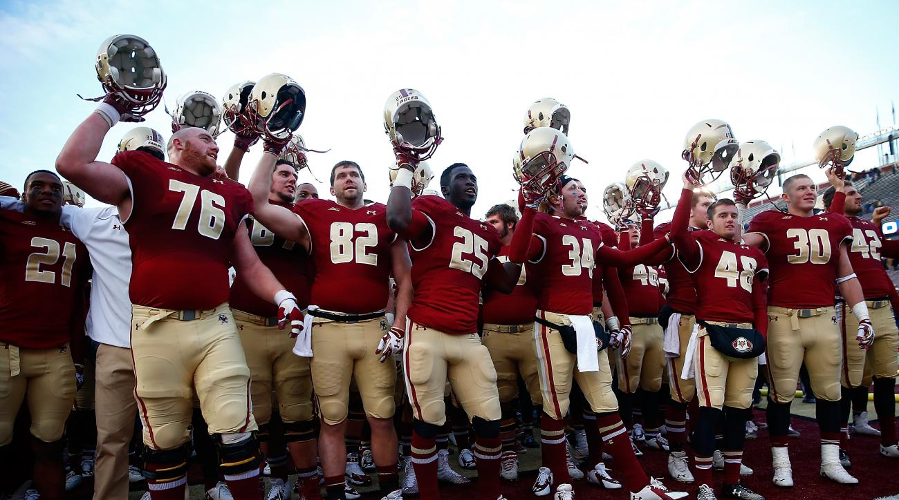 Boston College Eagles: Team History, Schedule, News ...