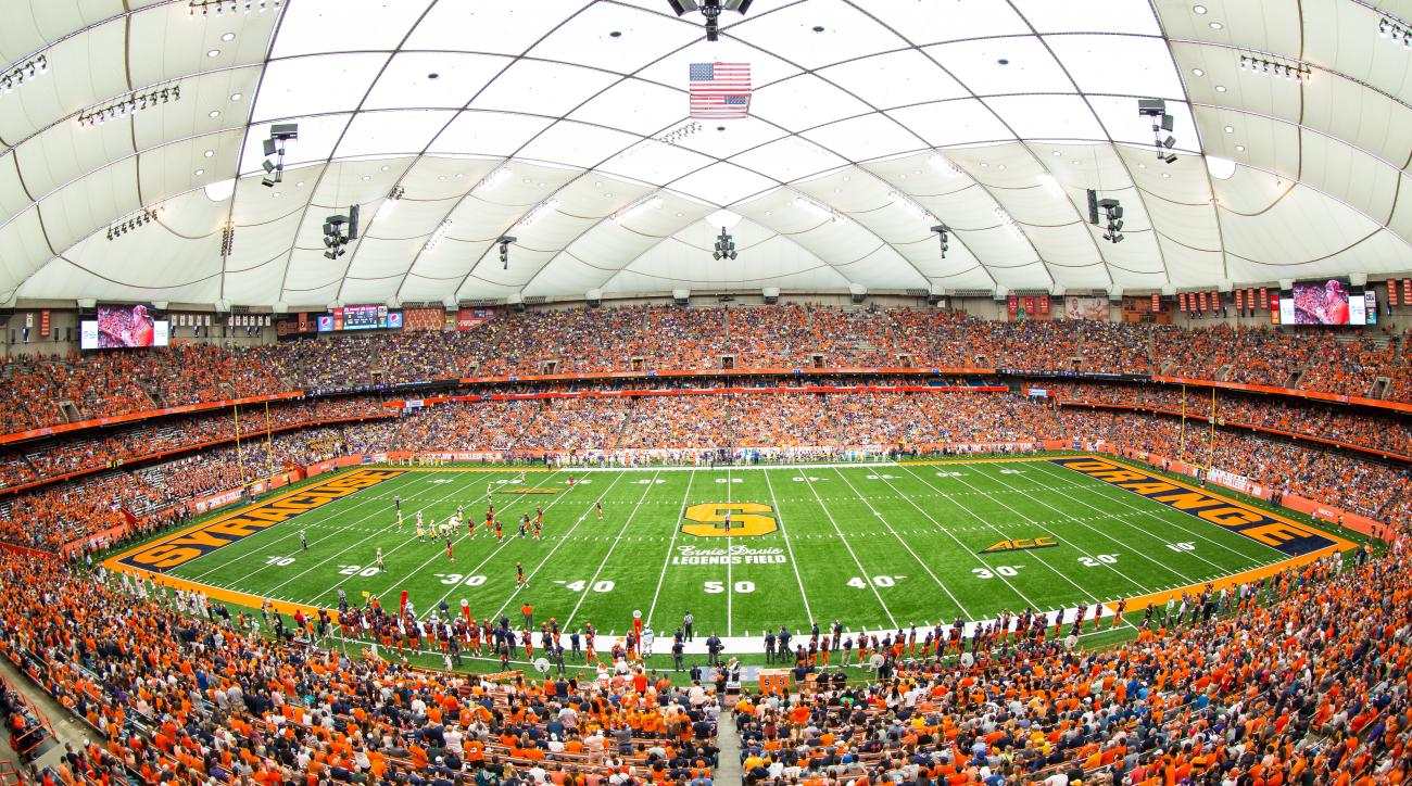 Syracuse To Spend 105 Million On New Carrier Dome Roof