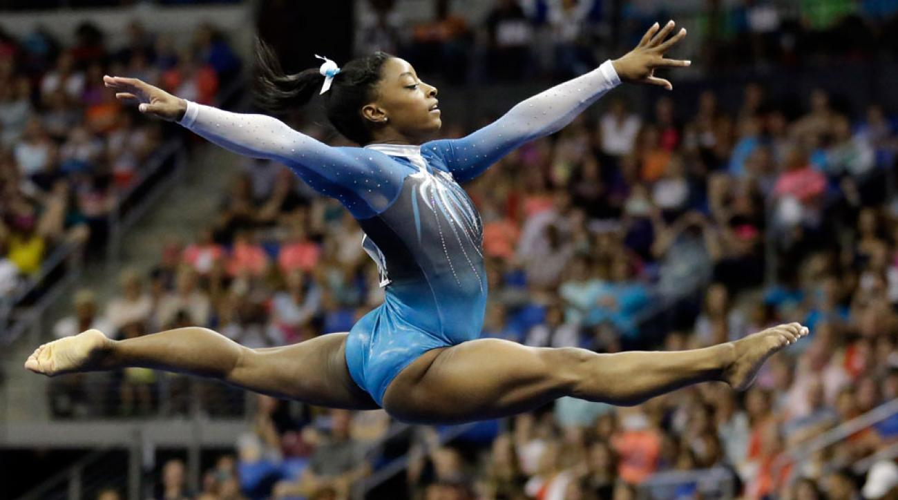 U S Gymnastics Trials U S Women S Olympic Preview Si Com