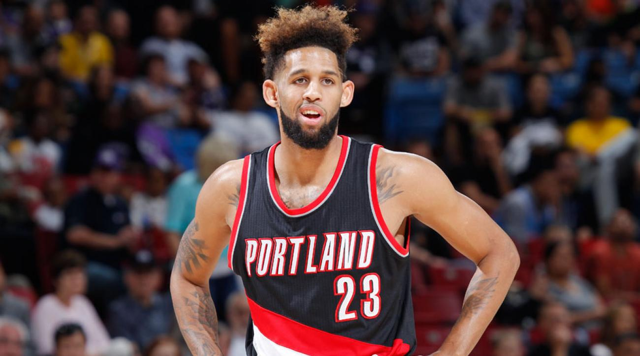 The Rankings For College Football >> Allen Crabbe: Blazers match Nets' $75 million offer | SI.com