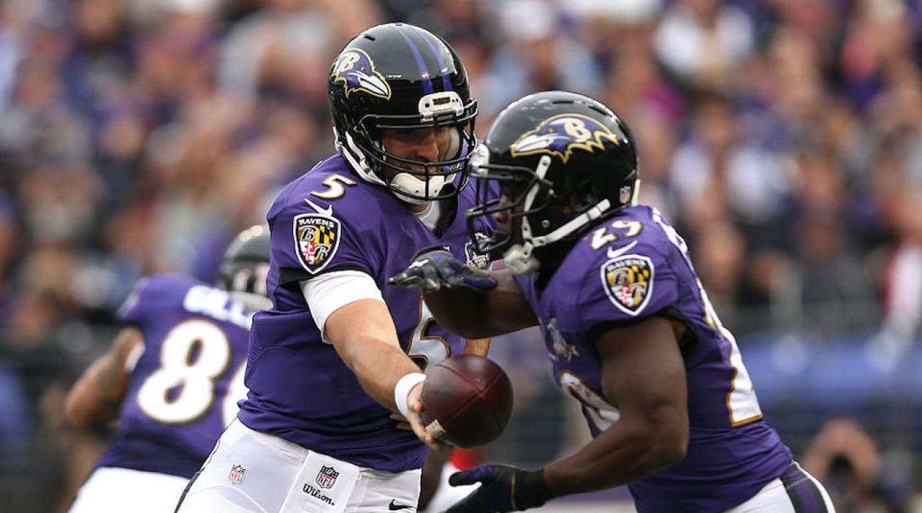 The Ravens are the NFL's most confounding fantasy team