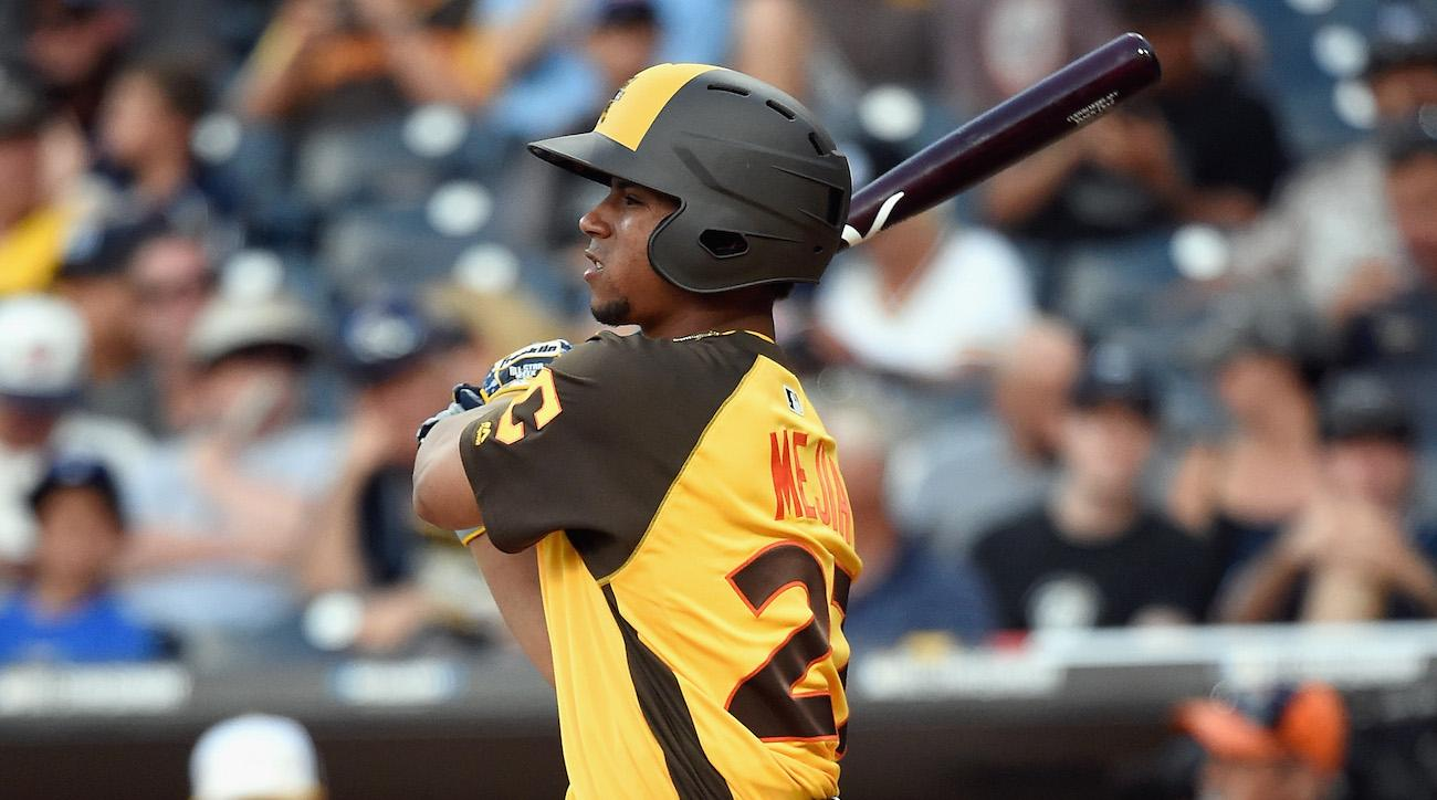 Francisco Mejia: Indians prospect's hit streak ends at 50 ...
