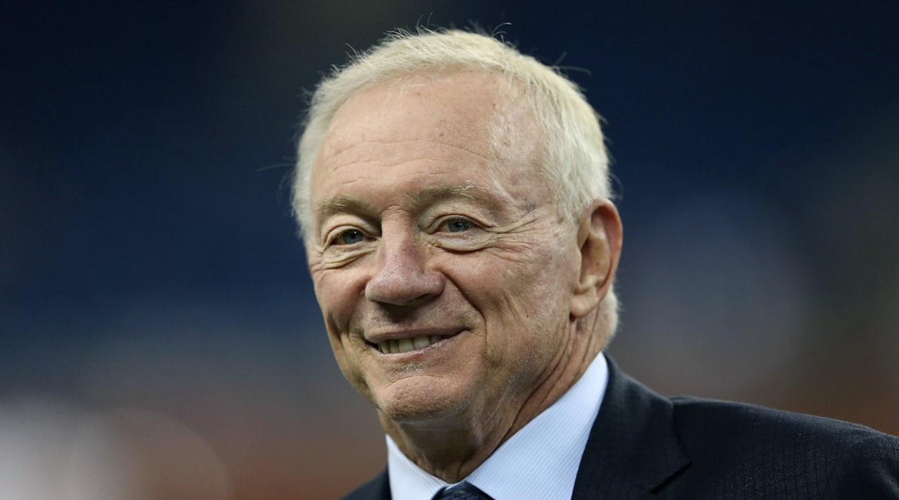 The Dallas Cowboys win Super Bowl LI