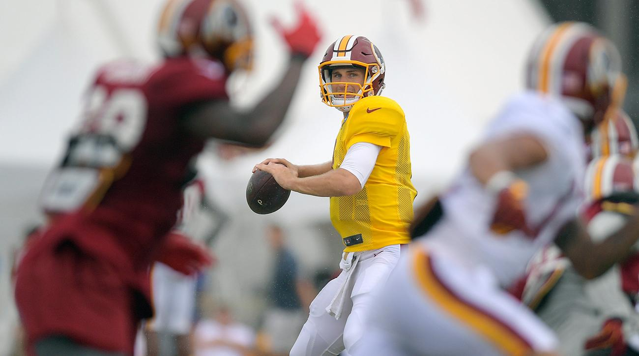 Kirk Cousins has started at least one game in each of his four NFL seasons, compiling an overall record of 11-14.