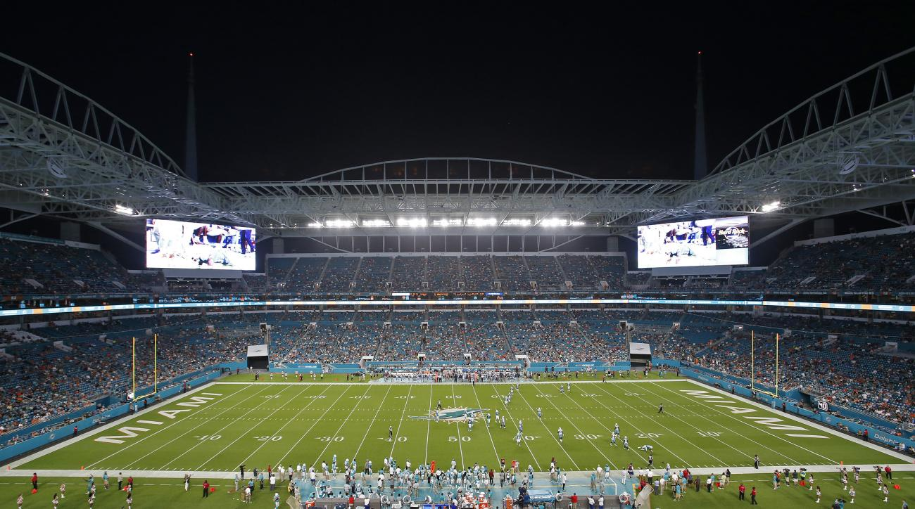 Nfl Stadiums Quiz Can You Name Them All Si Com