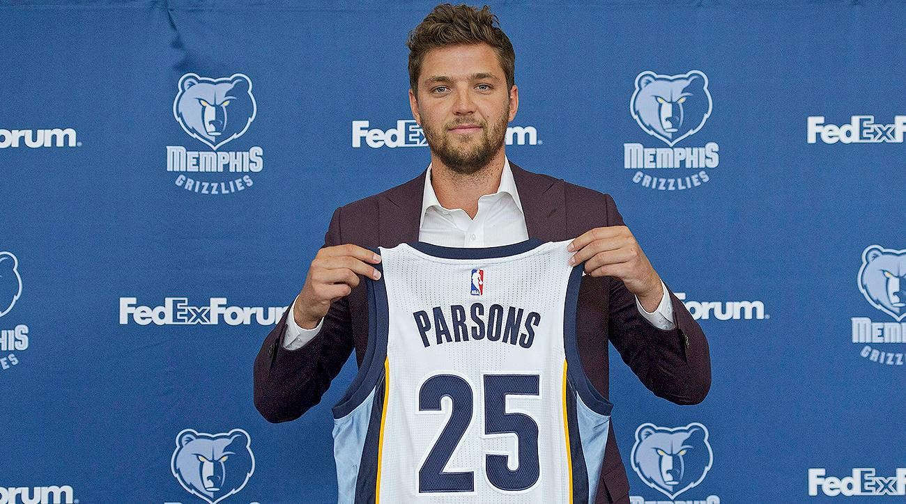 Image result for chandler parsons grizzlies