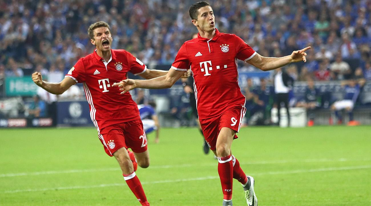 bayern champions league live
