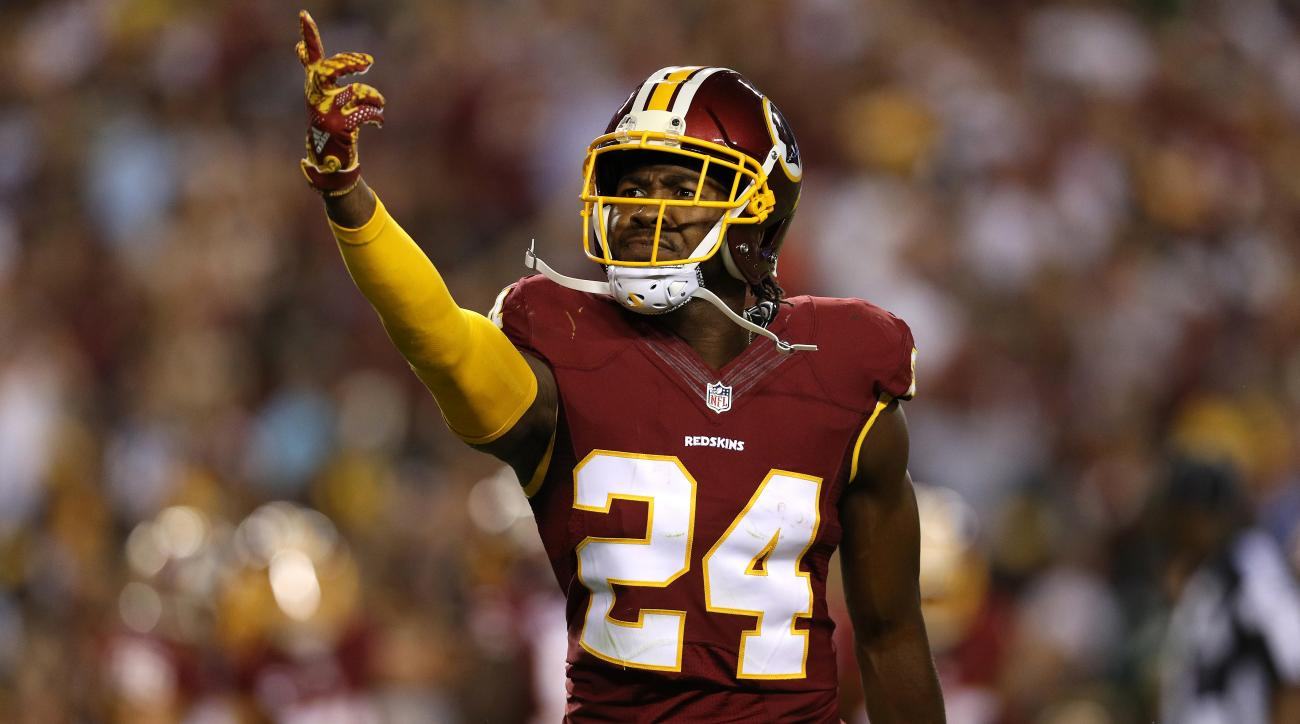 Josh Norman responds to Victor Cruz's criticism