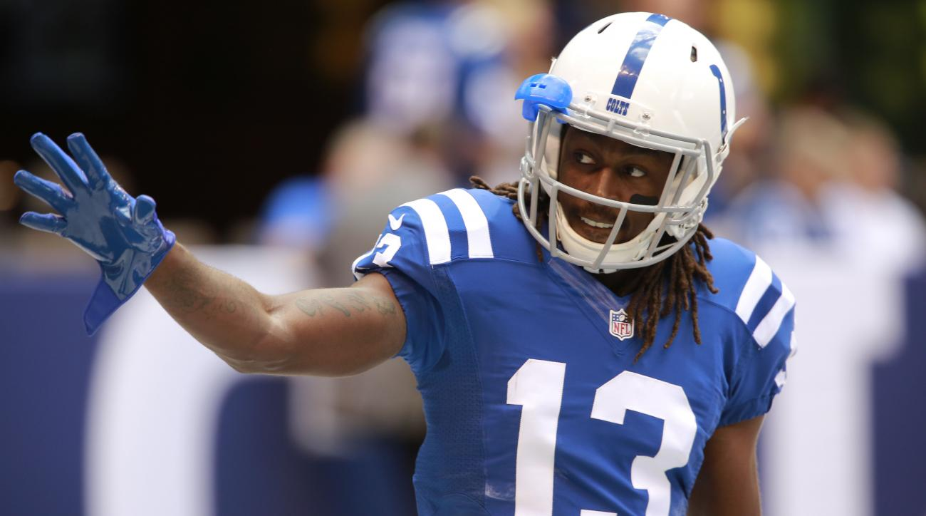 nfl rumors news ty hilton