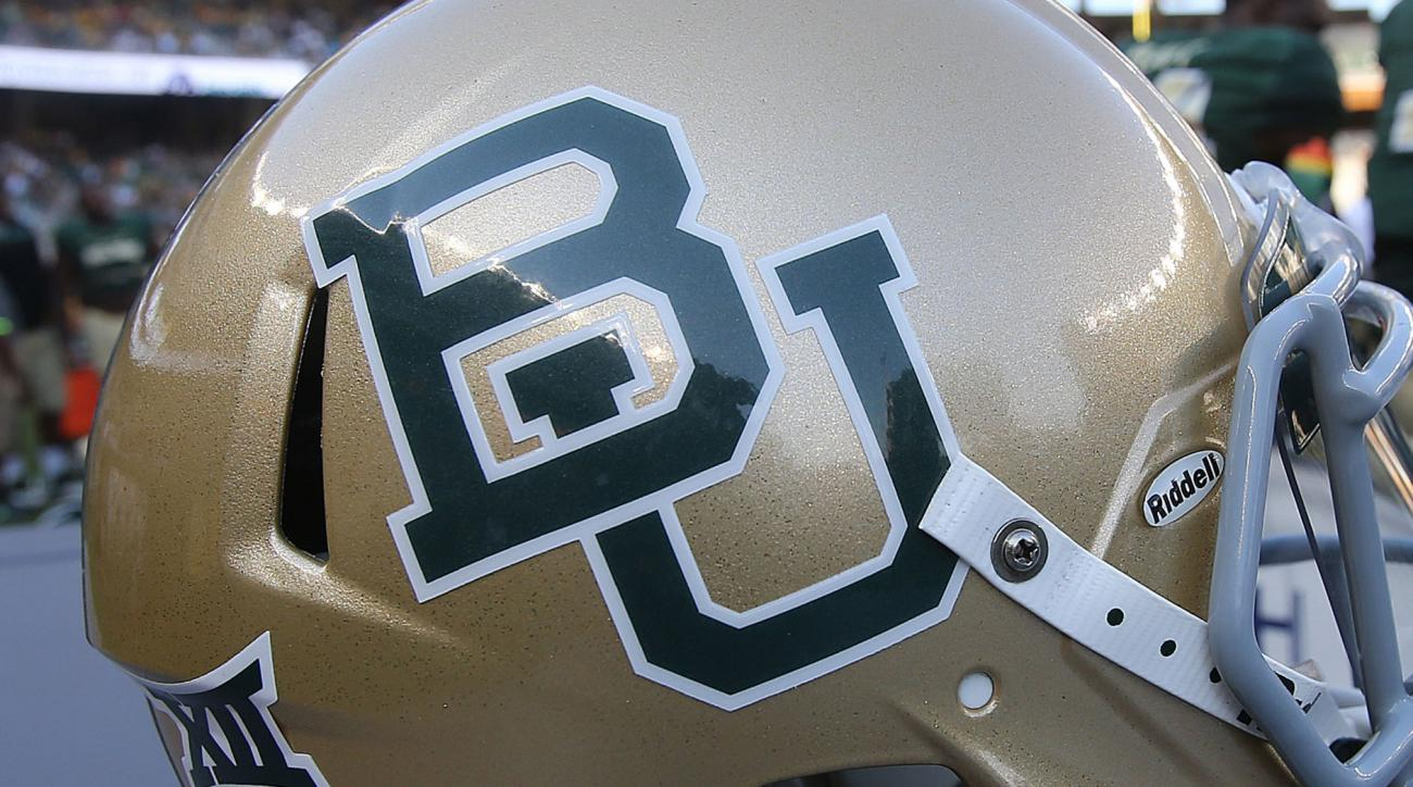 Baylor fires football staffer after inappropriate text messages