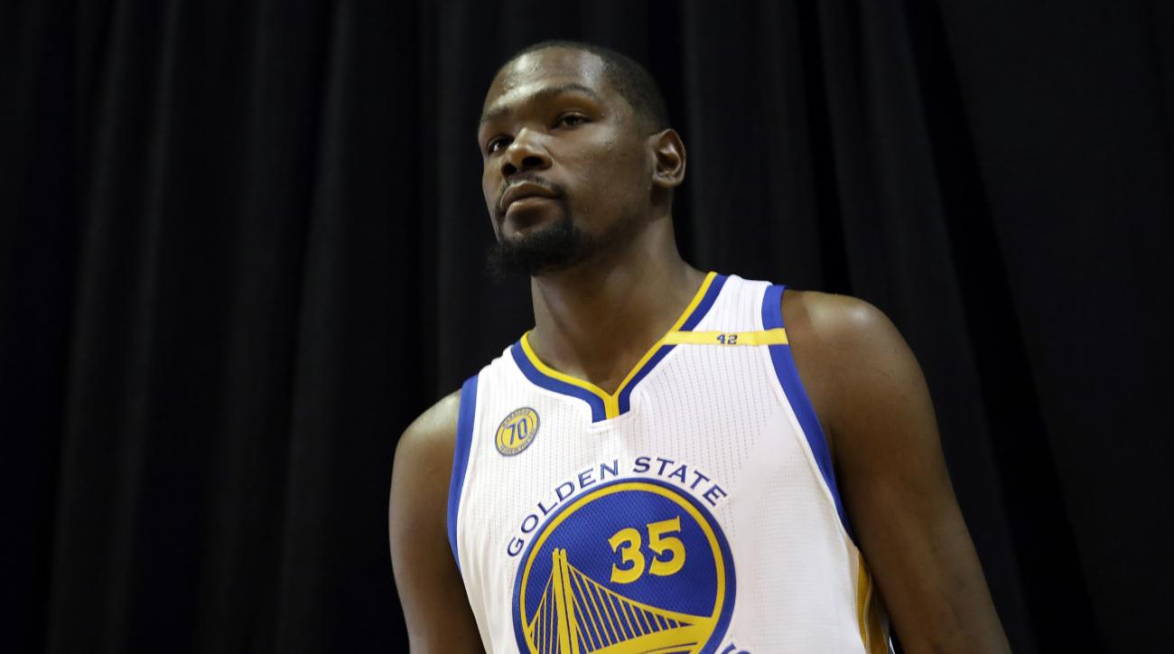 Kevin Durant: Warriors F details free agent decision | SI.com