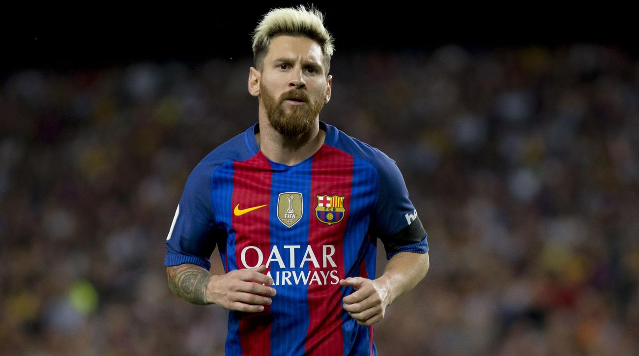 Image result for Messi returns to Barcelona squad for Deportivo game