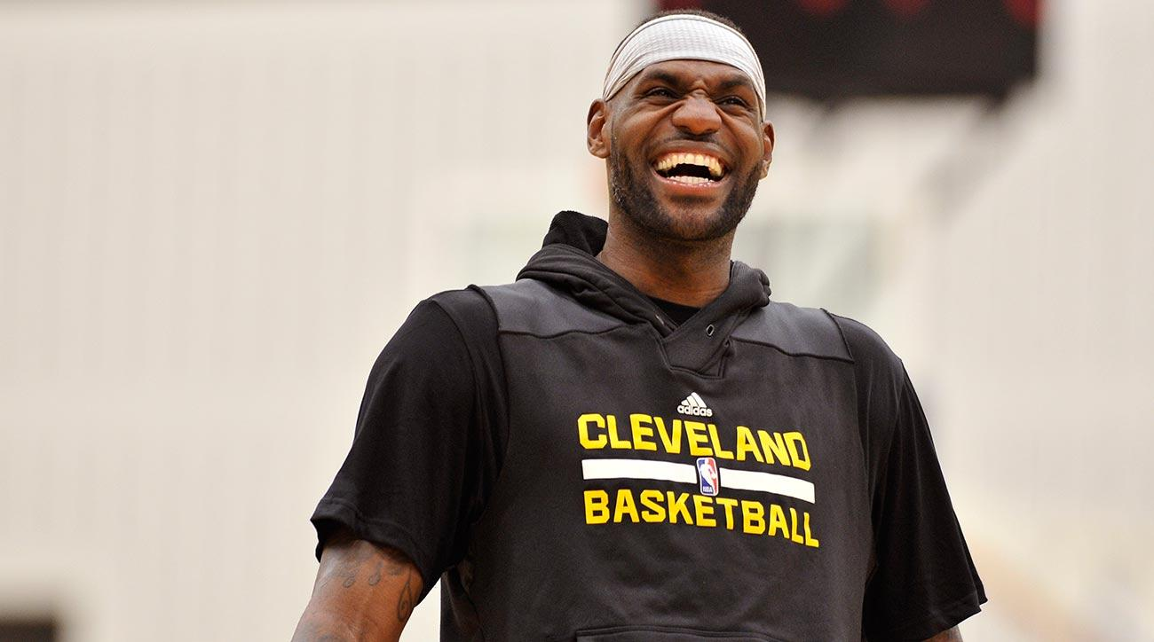 lebron james thesis revenue Lebron james #23 of the cleveland cavaliers speaks to the media after being defeated by the 5-7-2018 when james left cleveland for miami in 2010, it was clear he was headed for greener lebron to cleveland return james essay pastures.