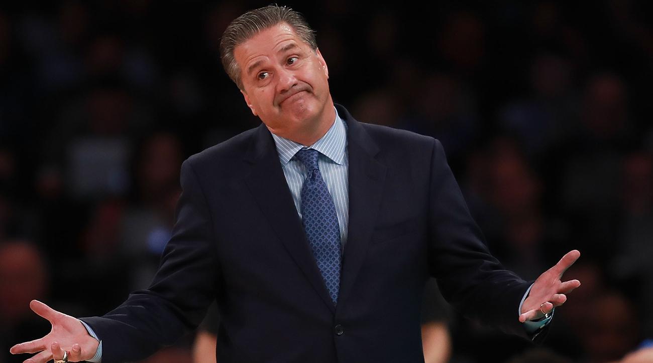 Kentucky Basketball Coach John Calipari Previews 2016 17: Richard Deitsch's Content For Sports Illustrated