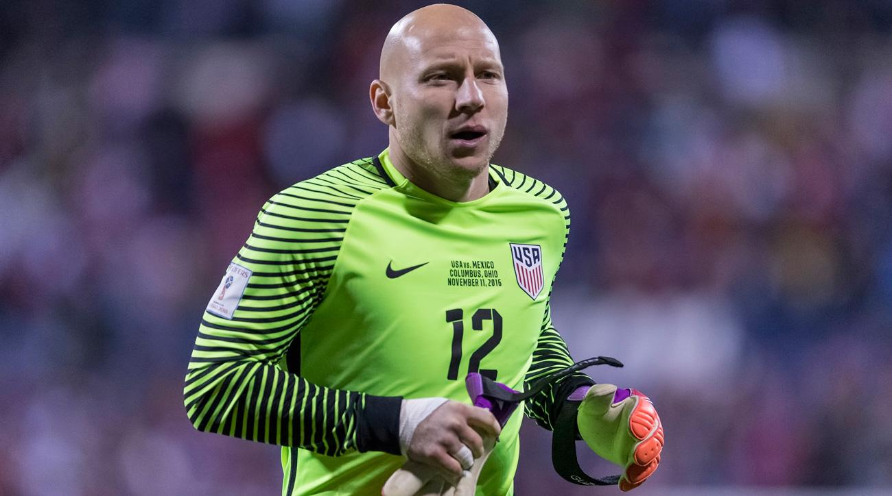 Brad Guzan signs pre-contract with MLS side Atlanta