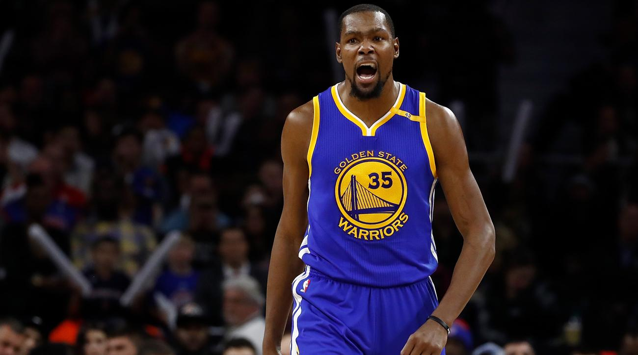 Kevin Durant defends referees despite mistakes vs. Cavs | SI.com