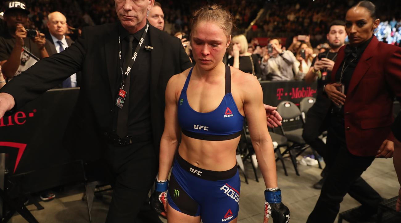 ronda rousey meet and greet 2016