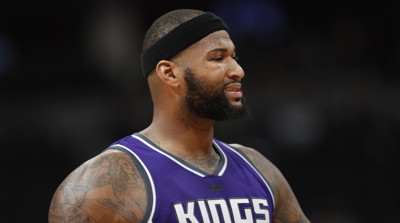 Draymond Green: DeMarcus Cousins is NBA's best big man | SI.com