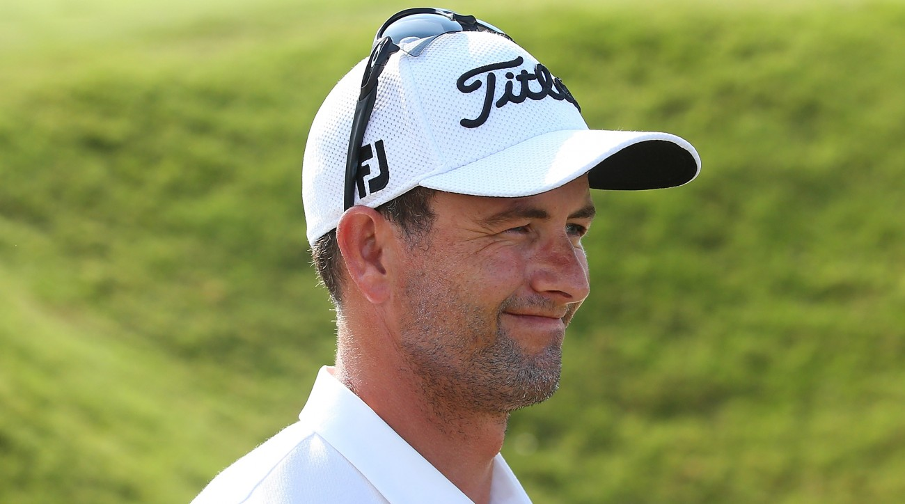 Adam Scott is one of the most popular players on Tour.