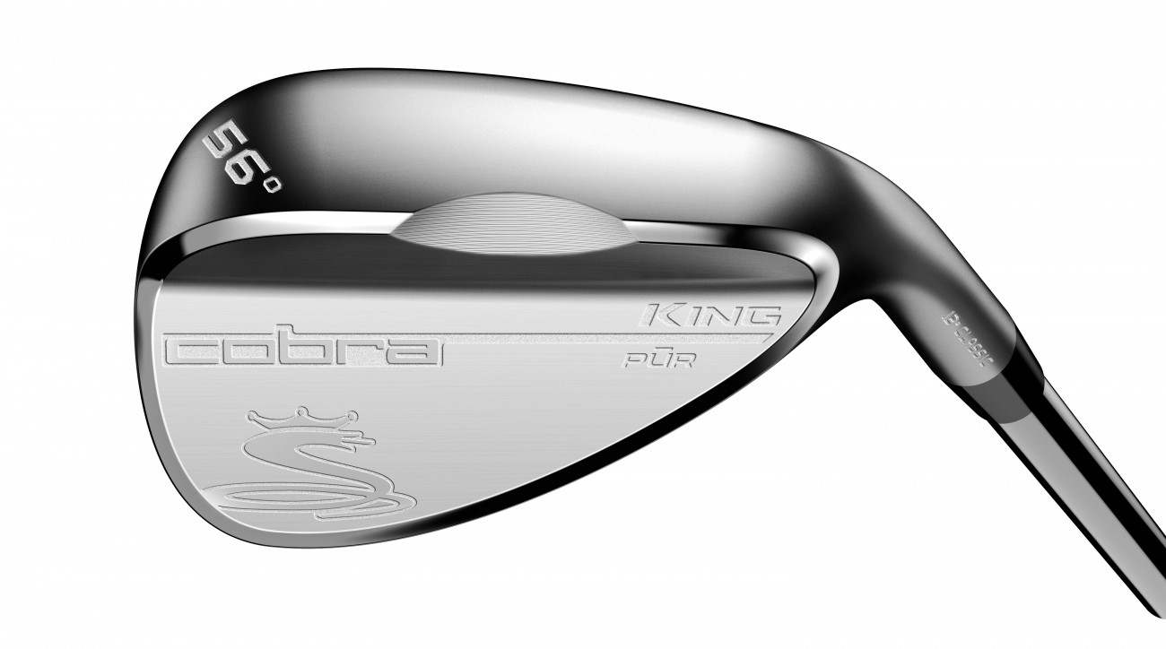Cobra's new King Pur wedge.