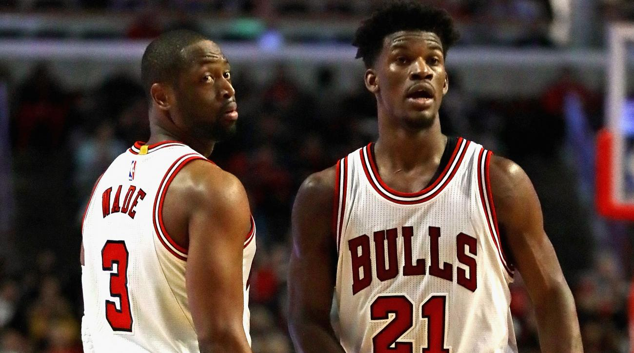 Dwyane Wade on Bulls teammates: 'I don't know that they care enough'