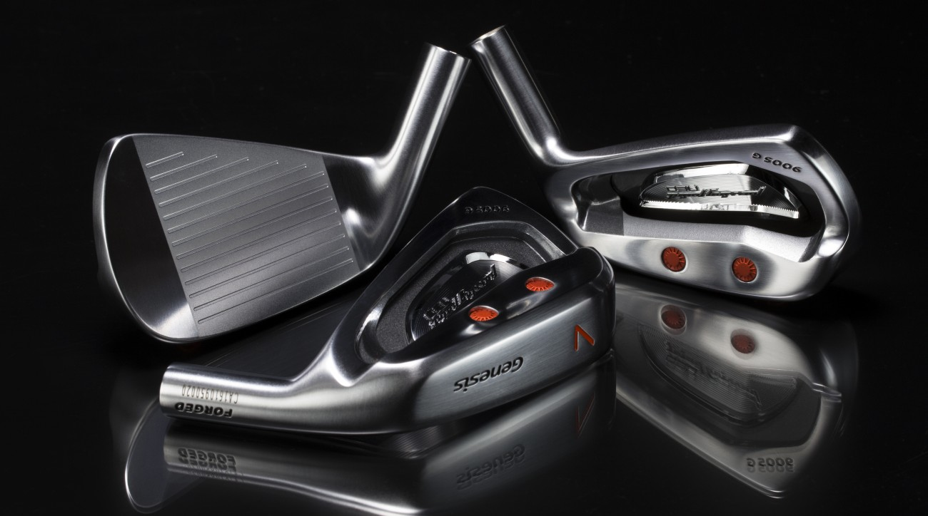Miura Golf is known best for their popular high-end irons.