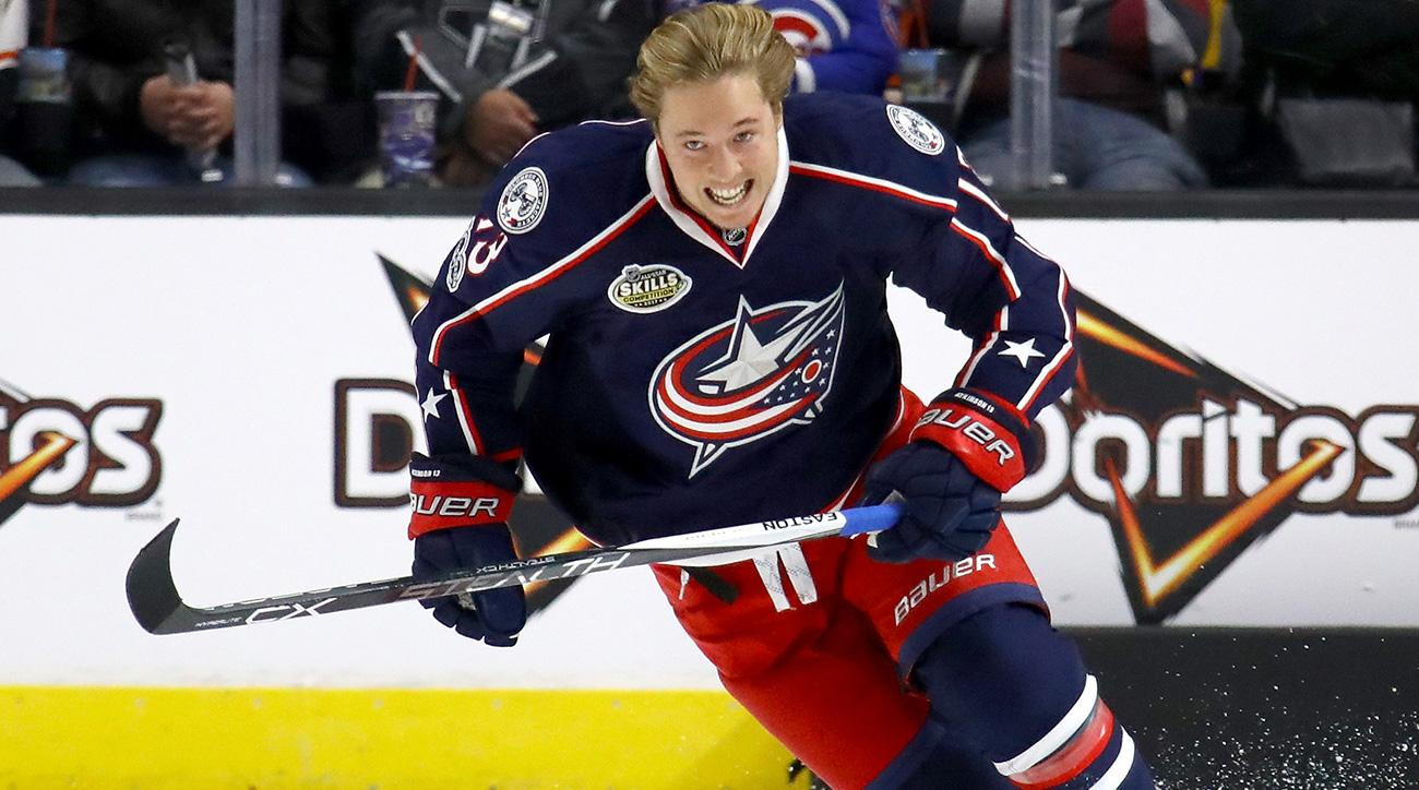 Blue Jackets' Cam Atkinson Enjoying Career Year