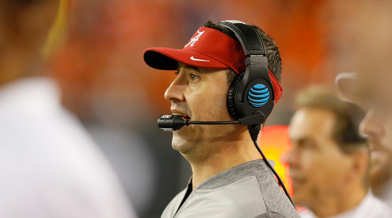 Atlanta Falcons tap Tide's Sarkisian as next OC