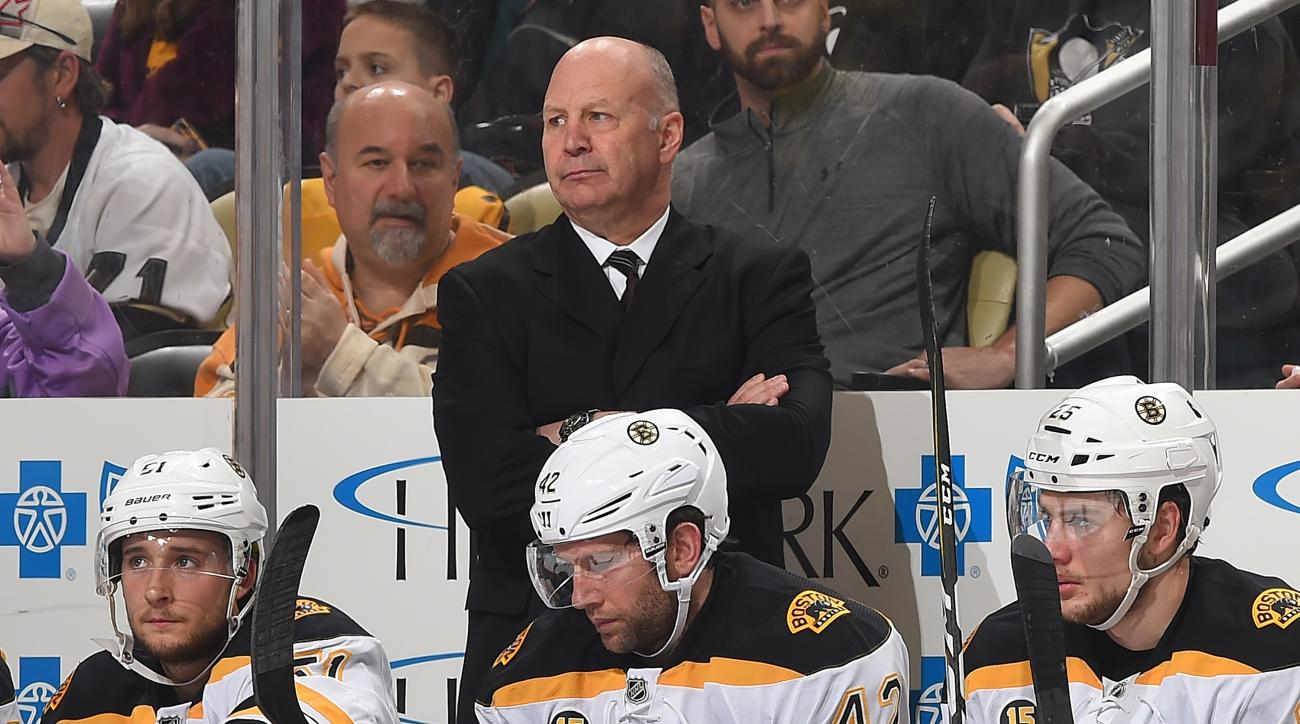 Bruins Fire Head Coach Claude Julien