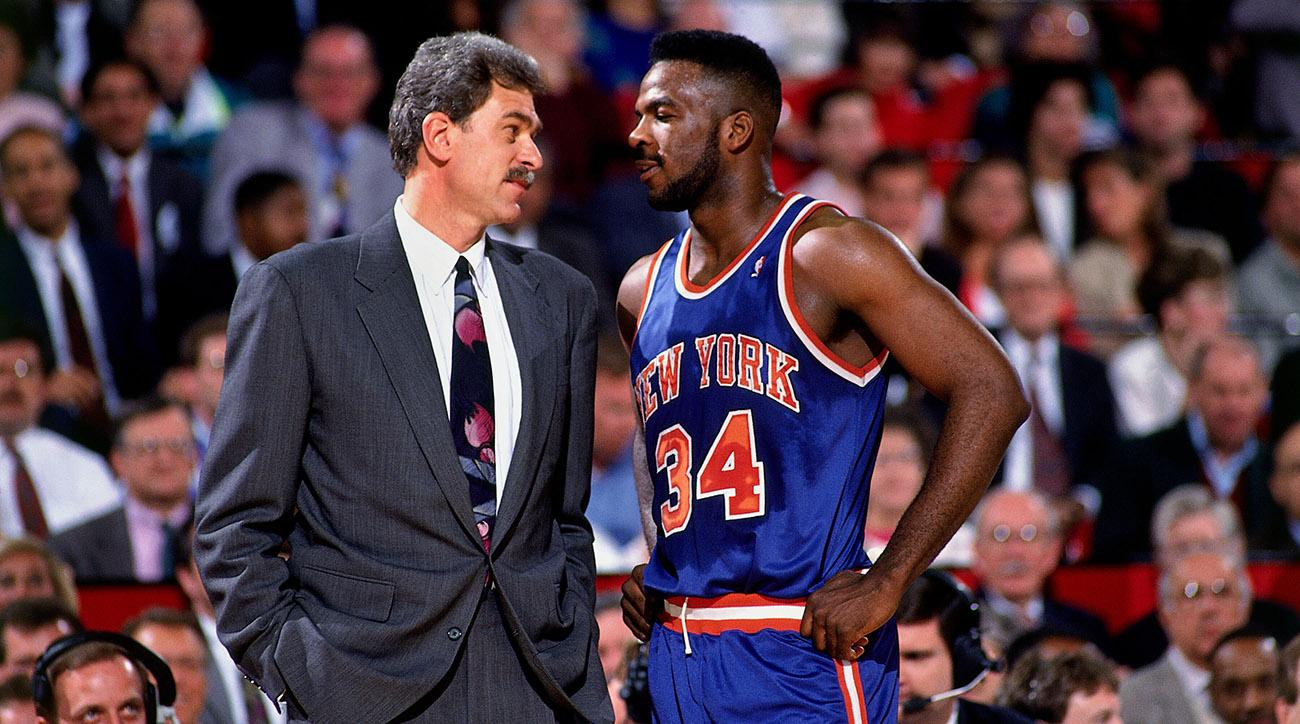 James Dolan-Charles Oakley truce brokered by Adam Silver