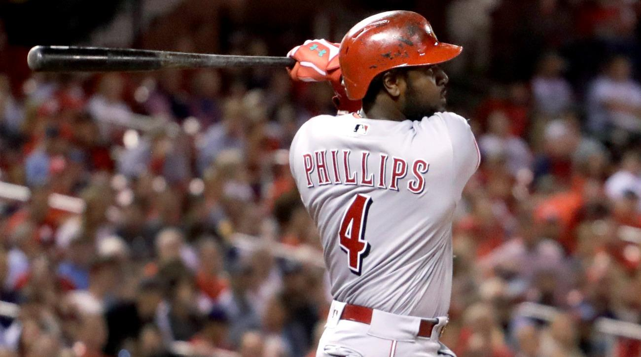 Braves, Reds Talking Brandon Phillips Trade