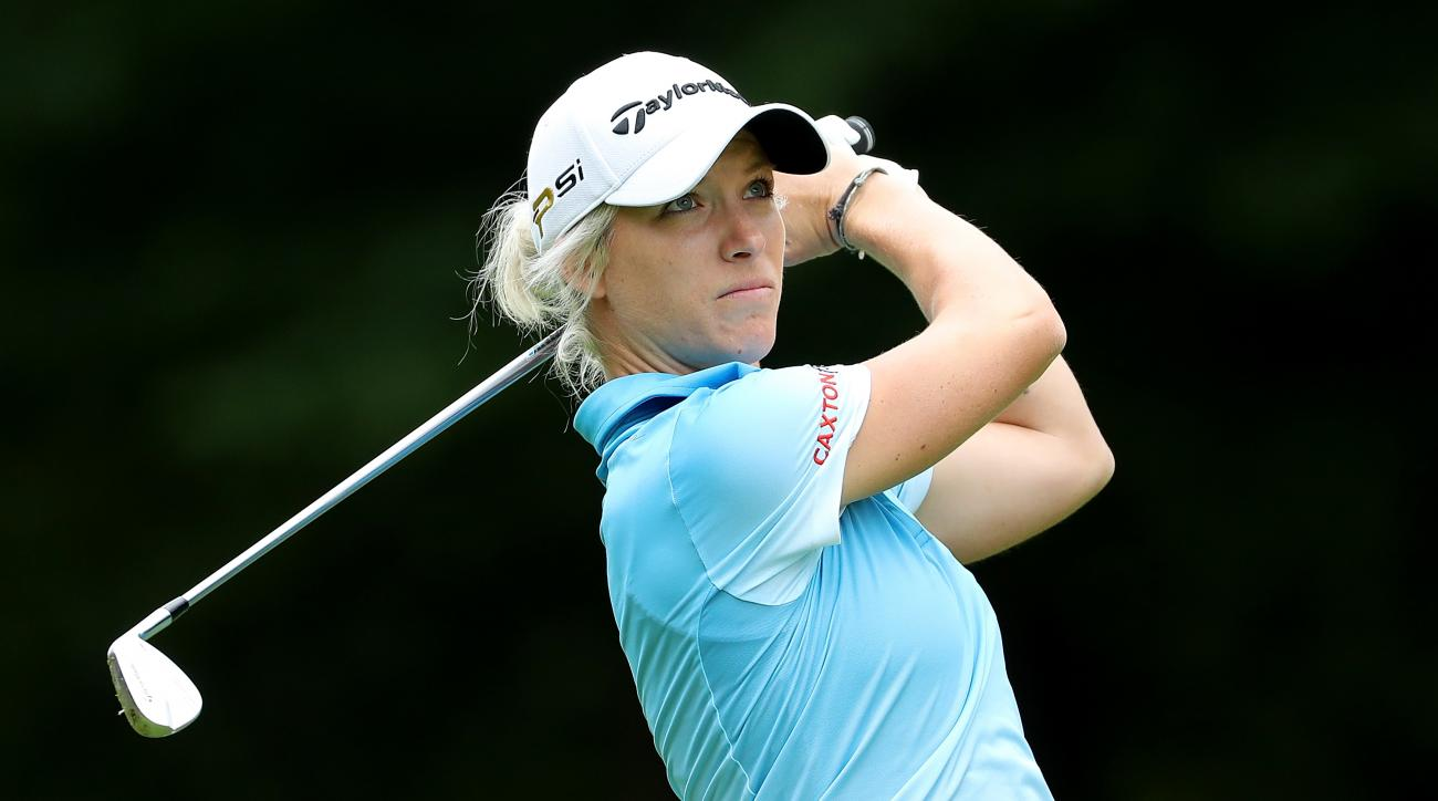 Melissa Reid is a six-time winner on the Ladies European Tour.