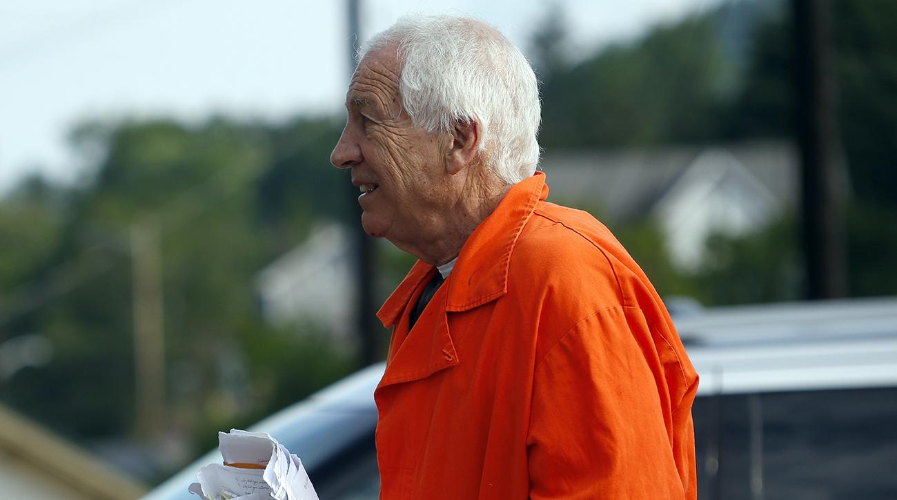 A Son Of Jerry Sandusky Accused Of Child Sexual Abuse