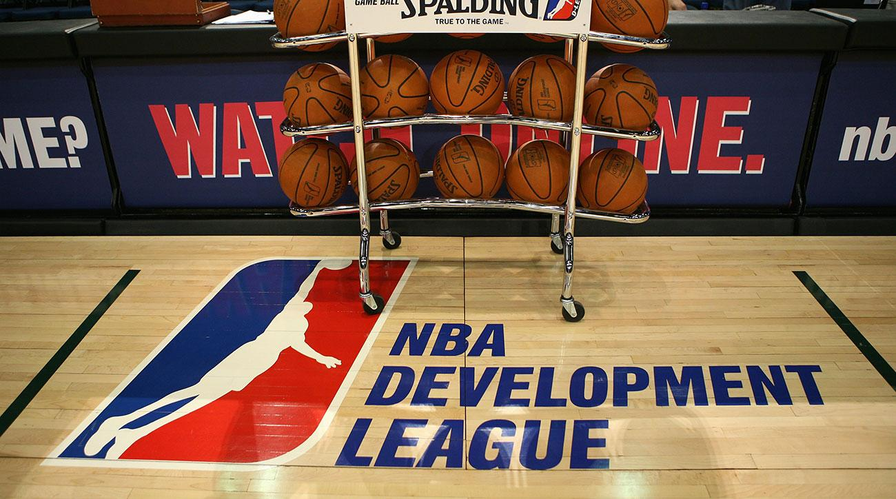NBA Introduces Gatorade League To Replace D-League As New Farm System