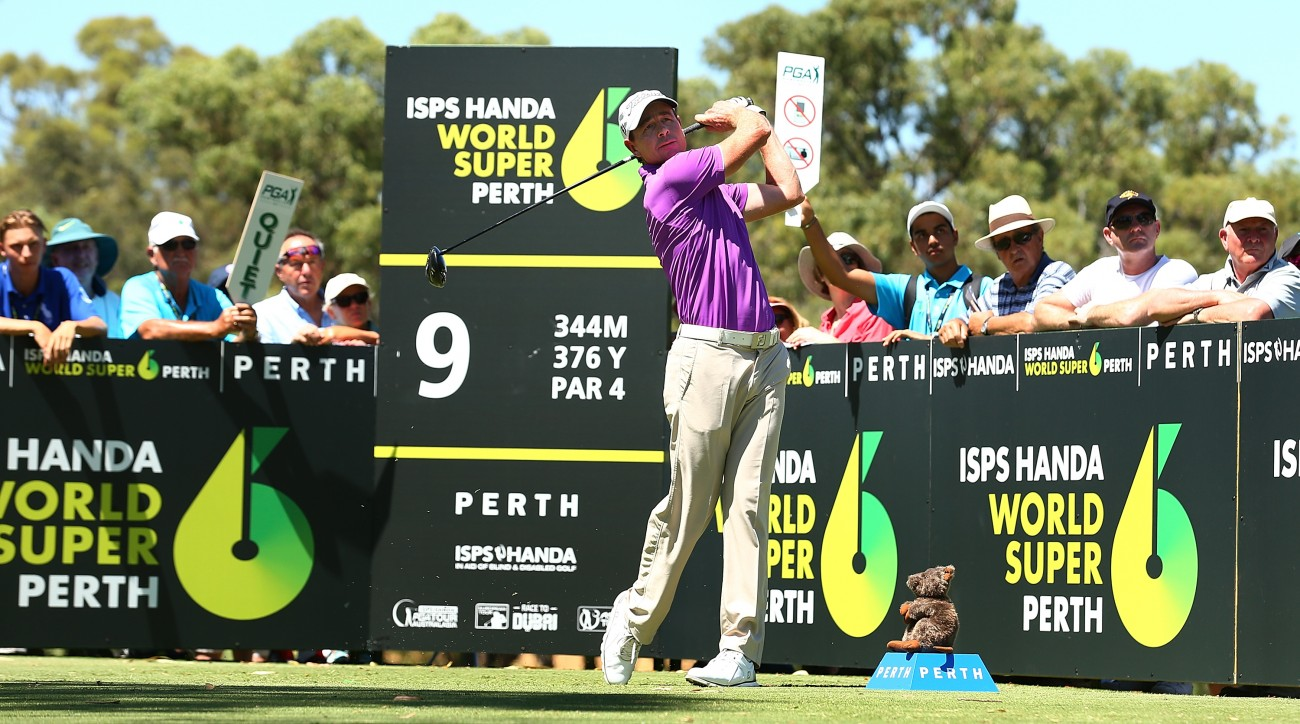 ISPS Handa World Super 6 Perth format, cut rules