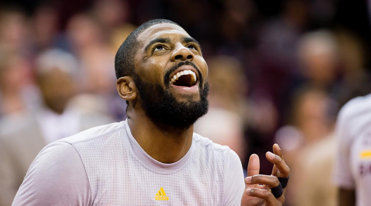 Cavaliers' Kyrie Irving says 'earth is flat', other National Basketball Association players agree